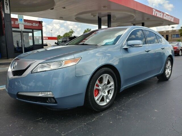 2009_Acura_TL__ Fort Myers FL