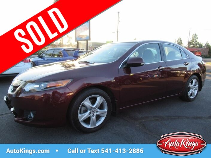 2009 Acura TSX 4dr Sdn Auto Bend OR