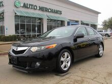 2009_Acura_TSX_5-Speed AT with Tech Package 2.4L CYL AUTOMATIC, SUNROOF, SEAT MEMORY, LEATHER, STEERING WHEEL AUDIO_ Plano TX