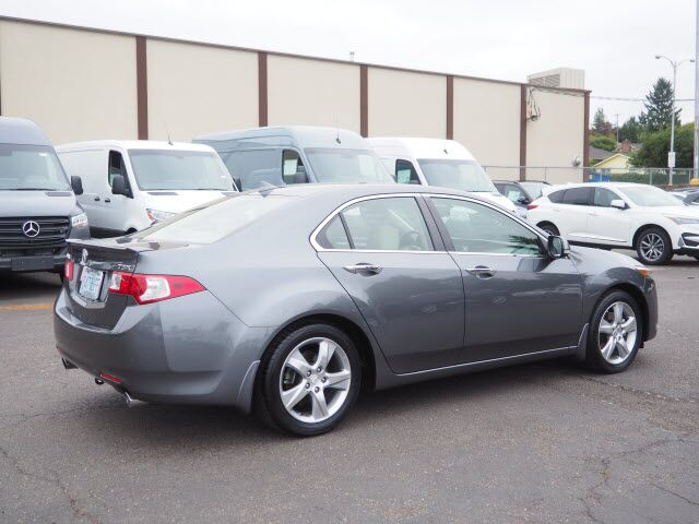 2009 Acura TSX 5-Speed Automatic with Technology Package Salem OR