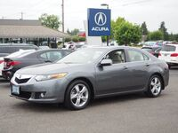 Acura TSX 5-Speed Automatic with Technology Package 2009