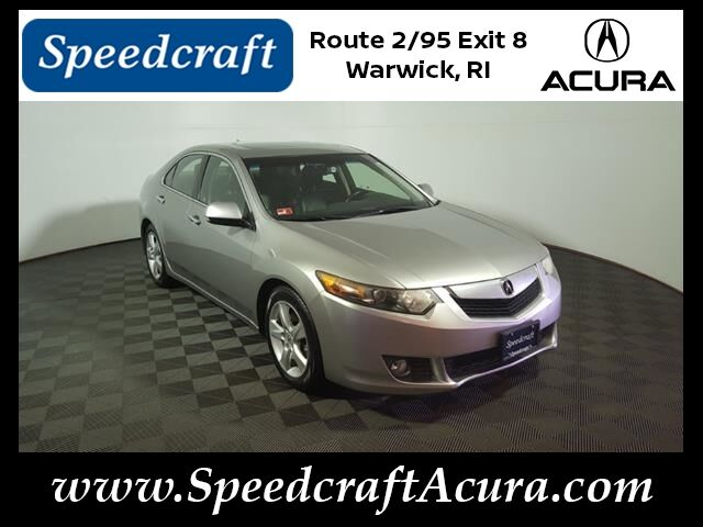 2009 Acura TSX 5-Speed Automatic with Technology Package Wakefield RI