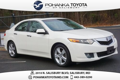 2009_Acura_TSX_Technology_ Salisbury MD