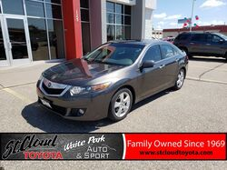 2009_Acura_TSX_Technology_ St. Cloud MN