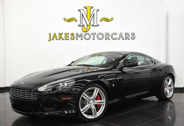 2009 Aston Martin DB9 Coupe w/ Sports Pack San Diego CA