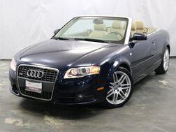 2009_Audi_A4_2.0T / 2.0L Turbocharged Engine / Convertible / AWD Quattro_ Addison IL