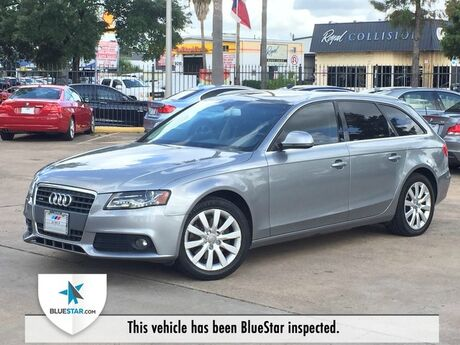 2009 Audi A4 2.0T Prem Plus Houston TX