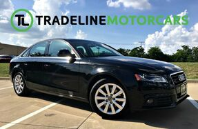 2009_Audi_A4_3.2L Prem Plus LEATHER, SUNROOF, ALL WHEEL DRIVE... AND MORE!!!_ CARROLLTON TX