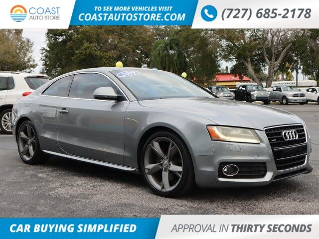 2009 Audi A5 Saint Petersburg FL