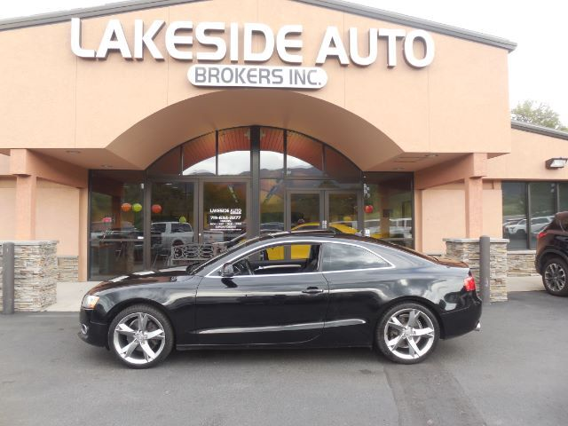 2009 Audi A5 Coupe with Tiptronic Colorado Springs CO