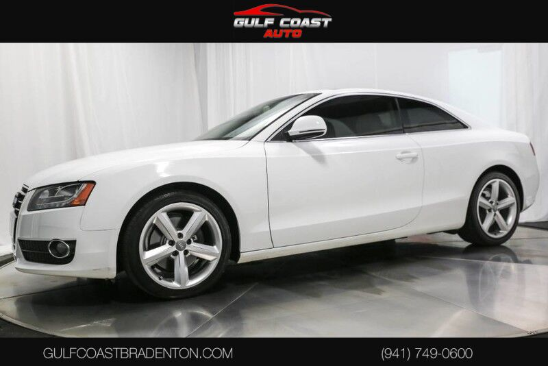 2009 Audi A5 LEATHER 3.2L QUATTRO SUNROOF LIKE NEW CLEAN TRADE