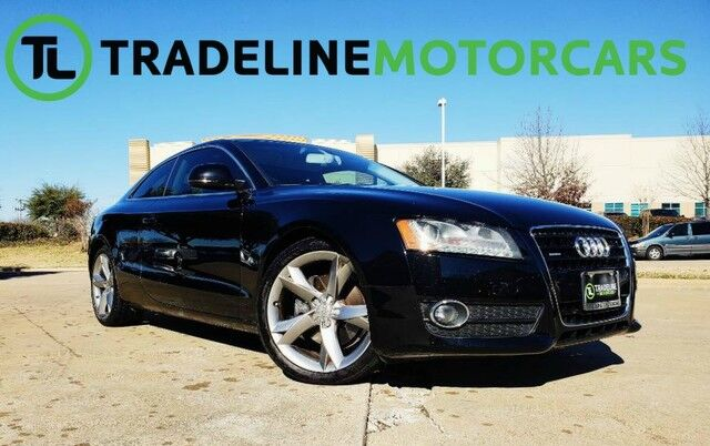 2009 Audi A5 NAVIGATION, LEATHER, AND MUCH MORE!!! CARROLLTON TX