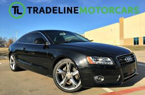 2009_Audi_A5_PREMIUM LEATHER, NAVIGATION, MOONROOF... AND MUCH MORE!!!_ CARROLLTON TX