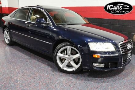 2009_Audi_A8 L_4.2L 4dr Sedan_ Chicago IL