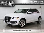 2009 Audi Q5 Premium Plus - QUATTRO PANO ROOF LEATHER INTERIOR BLIND SPOT SENSORS