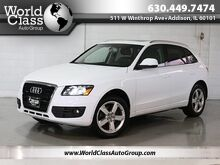2009_Audi_Q5_Premium Plus - QUATTRO PANO ROOF LEATHER INTERIOR BLIND SPOT SENSORS_ Chicago IL