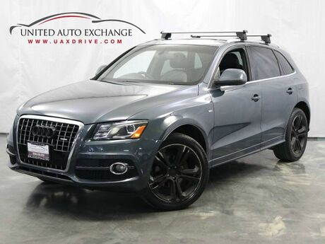 2009 Audi Q5 Premium Plus S-Line / 3.2L V6 Engine / AWD Quattro / Panoramic Sunroof / Parking Aid with Rear View Camera Addison IL
