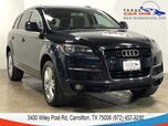 2009 Audi Q7 TDI QUATTRO PREMIUM PLUS NAVIGATION PANORAMA LEATHER HEATED SEAT