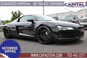 2009_Audi_R8_4.2_ Chantilly VA