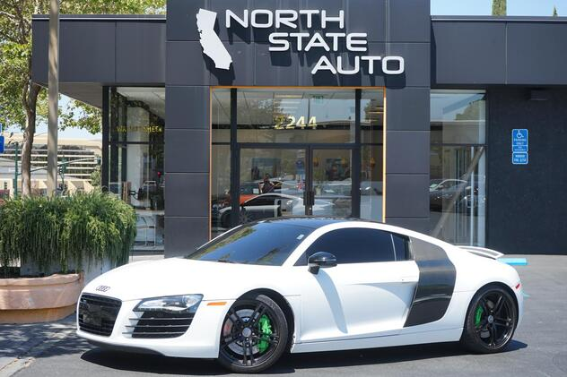 2009_Audi_R8_4.2L_ Walnut Creek CA
