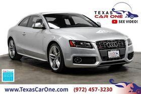 2009_Audi_S5_QUATTRO AUTOMATIC NAVIGATION SUNROOF LEATHER BLUETOOTH PADDLE SHIFTERS_ Carrollton TX