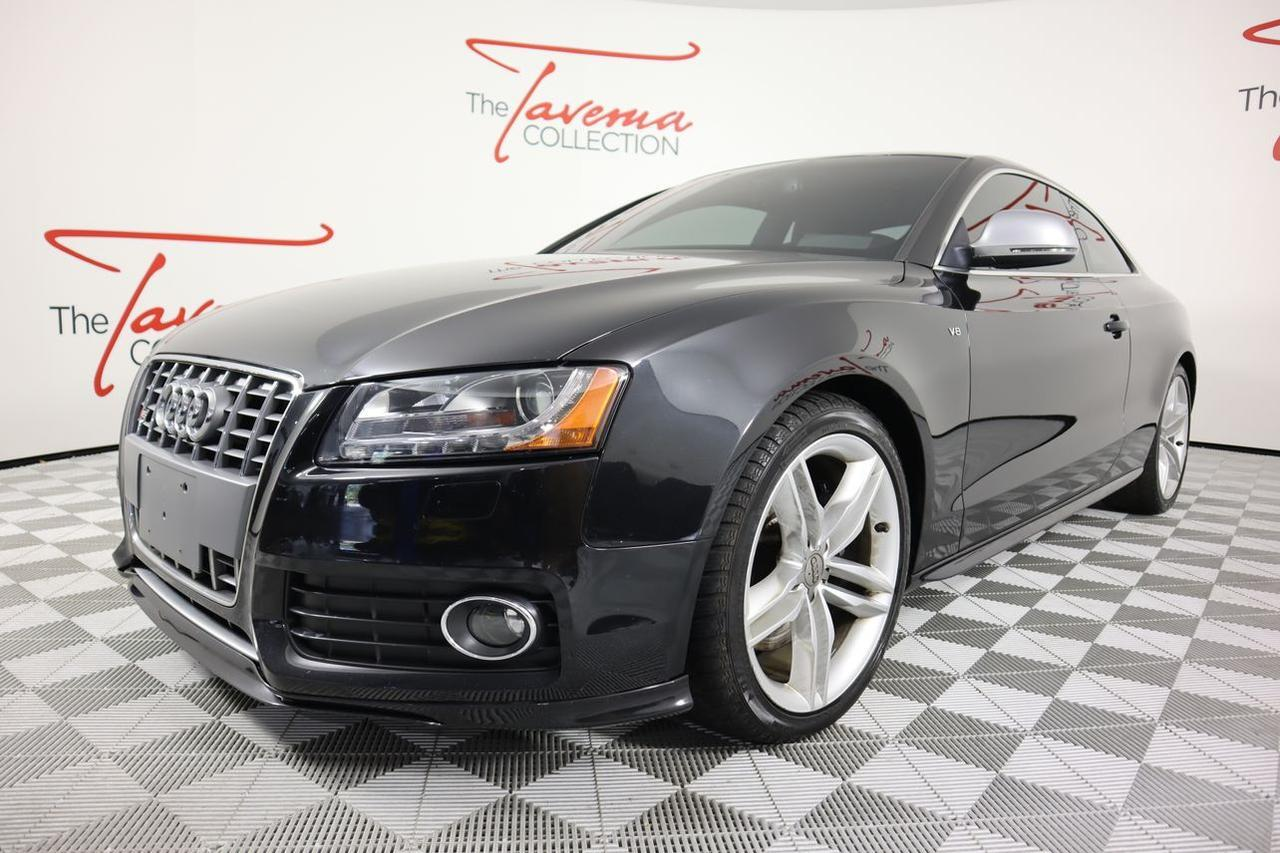 2009 Audi S5 Quattro Coupe 2D Hollywood FL