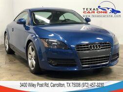 2009_Audi_TT_2.0T PREMIUM PLUS AUTOMATIC LEATHER HEATED SEATS AUTOMATIC CLIMA_ Carrollton TX