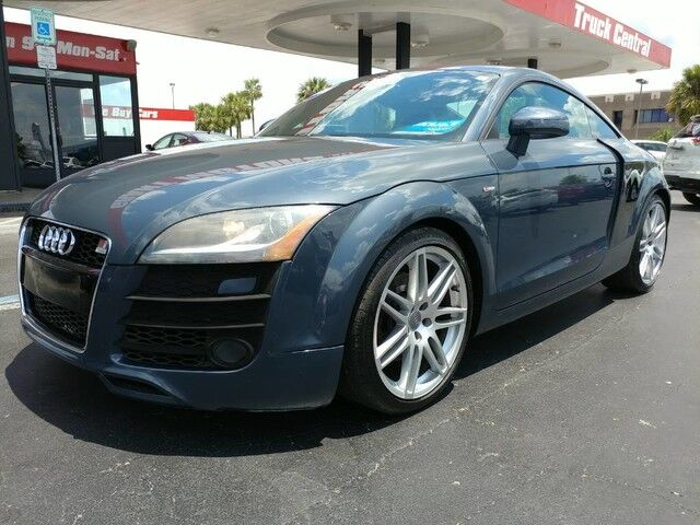 2009_Audi_TT_Prem Plus_ Fort Myers FL