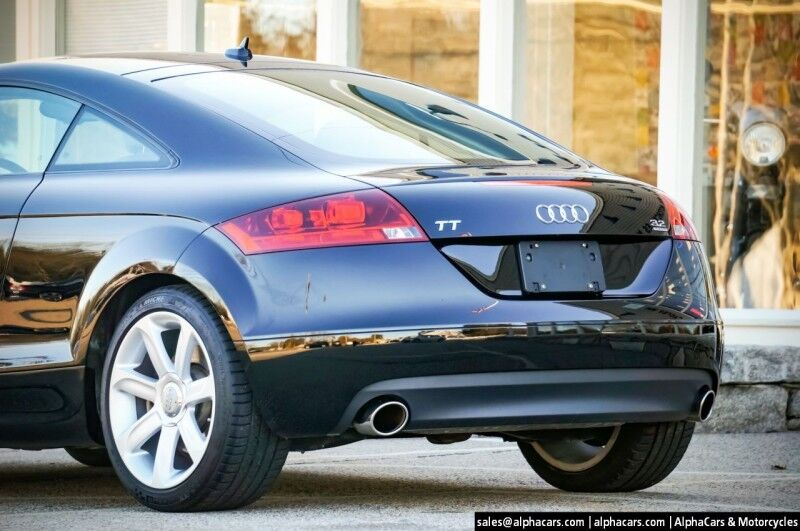 2009 Audi TT Quattro Premium Plus Coupe 6-Speed Boxborough MA