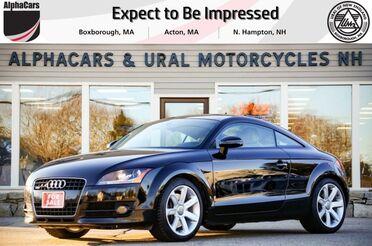 2009_Audi_TT_Quattro Premium Plus Coupe 6-Speed_ Boxborough MA