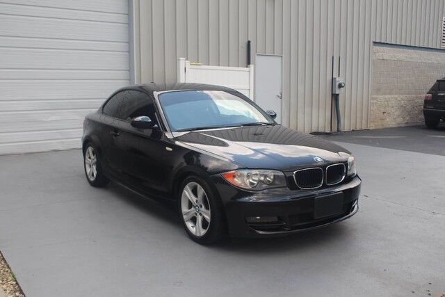 2009 BMW 1 Series 128i 3.0L I6 Cpe Sunroof Bluetooth 28 mpg Knoxville TN