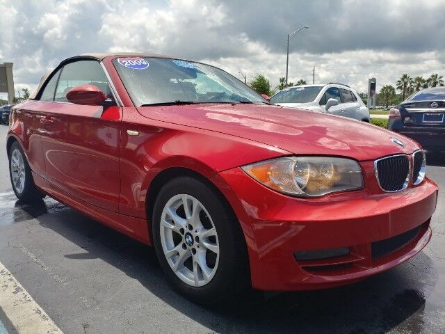 2009_BMW_1 Series_128i_ Fort Myers FL