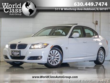 2009 BMW 3 Series 328i xDrive - NAVIGATION PUSH BUTTON START ALLOY WHEELS HEATED LEATHER SEATS CD PLAYER Chicago IL