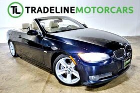 2009_BMW_3 Series_335i CONVERTIBLE, LEATHER, NAVIGATION AND MUCH MORE!!!_ CARROLLTON TX