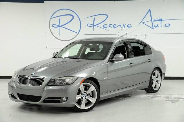 2009 BMW 3 Series 335i Sport Premium Navigation New Tires Serviced The Colony TX