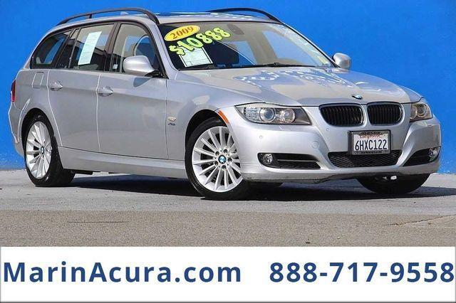 2009_BMW_3 Series_4dr Sports Wgn 328i xDrive AWD_ Bay Area CA