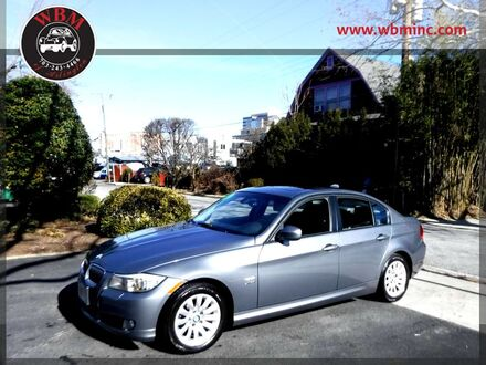 2009_BMW_328i xDrive_Sedan_ Arlington VA