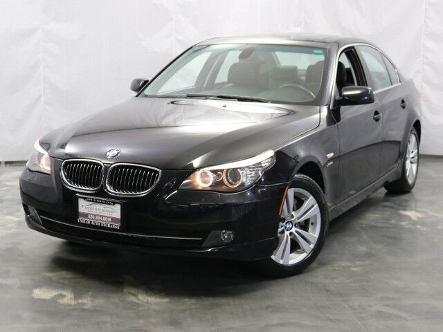 2009 BMW 5 Series 528i / 3.0L Engine / xDrive AWD / Sunroof / Xenon Headlights / Heated Steering Wheel and Front Seats Addison IL