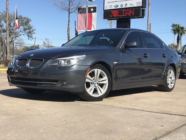 2009_BMW_5 Series_528i_ Houston TX