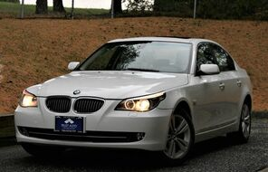 2009 BMW 5 Series 528i xi