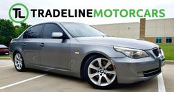 2009_BMW_5 Series_535i HEATED SEATS, NAVIGATION, LEATHER, AND MUCH MORE!!!_ CARROLLTON TX