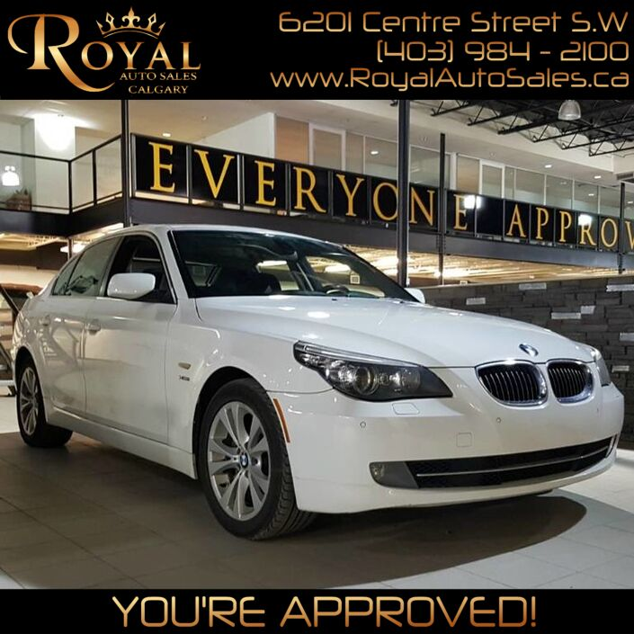 2009 BMW 5 Series 535i xDrive Calgary AB