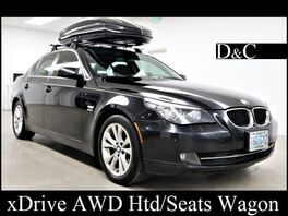 2009_BMW_5 Series_535i xDrive_ Portland OR