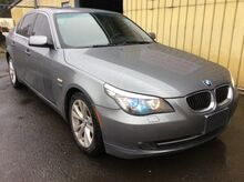 2009_BMW_5-Series_535xi_ Spokane WA