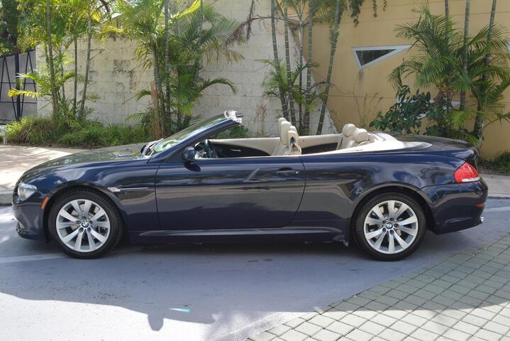 2009 BMW 6 Series 650i Miami FL