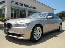 2009_BMW_7-Series_750Li, LOADED! $108,420 MSRP!  BLIND SPOT, BACKUP CAM, BLUETOOTH, HEATED/COOLED SEATS, NIGHT VISION_ Plano TX