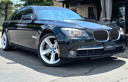 2009_BMW_7 Series_750i_ Georgetown KY