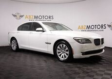 2009_BMW_7 Series_750i_ Houston TX