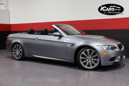 2009_BMW_M3_2dr Convertible_ Chicago IL