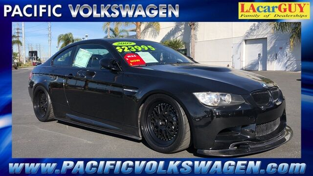 2009 BMW M3 Base Torrance CA